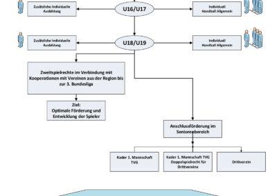 Entwicklung/Förderung Spieler TVG Junioren