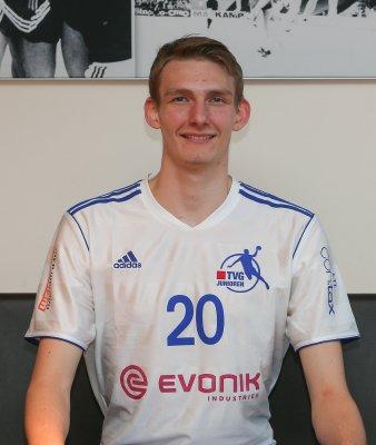 Antonio Metzner mit WM-Debüt