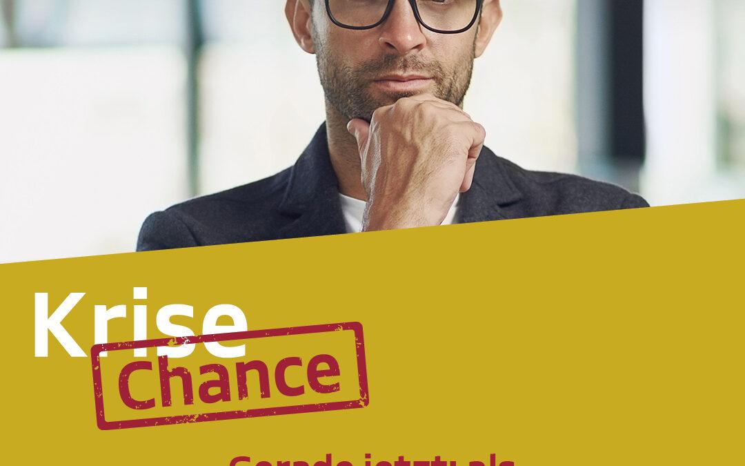 Chance statt Krise – DVAG Direktion Jürgen Fries