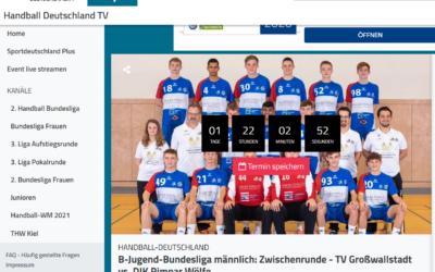 Vorbericht U17: TVG Junioren – SG DJK Rimpar